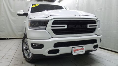 Pre-Owned 2019 Ram 1500 Rebel 4WD 4D Crew Cab