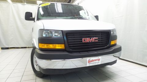 2018 GMC Savana 3500 Work Van