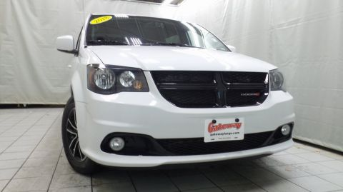 Pre-Owned 2018 Dodge Grand Caravan SE FWD 4D Passenger Van