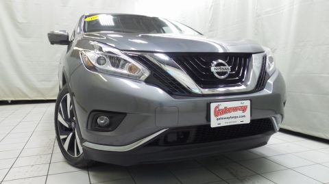 Pre-Owned 2016 Nissan Murano Platinum AWD 4D Sport Utility